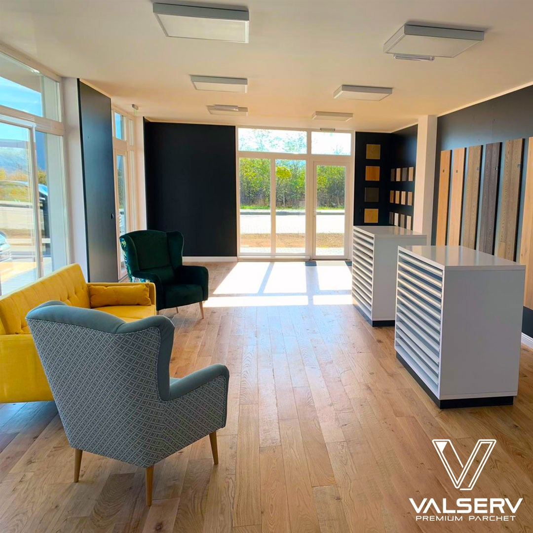 SHOWROOM VALSERV - SIBIU