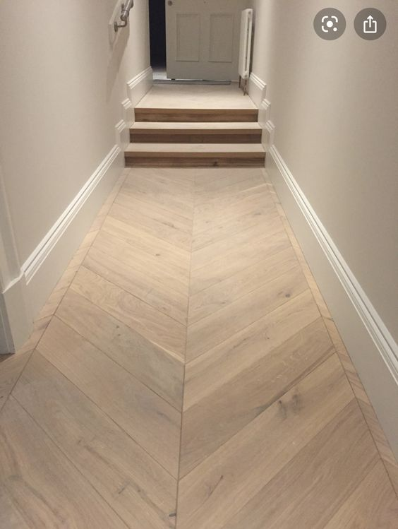 Parchet stratificat stejar Chevron Air - 120x15 mm - Natura