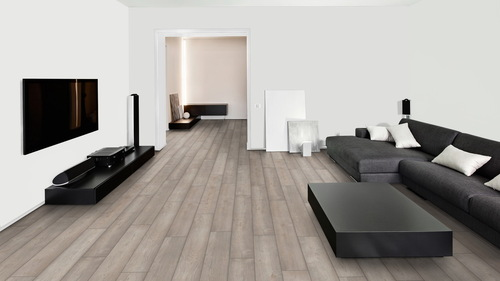 Parchet laminat Dureco - Oak ambergris grey A09