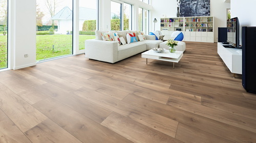 Parchet laminat Dureco - Oak Roman Brown A14