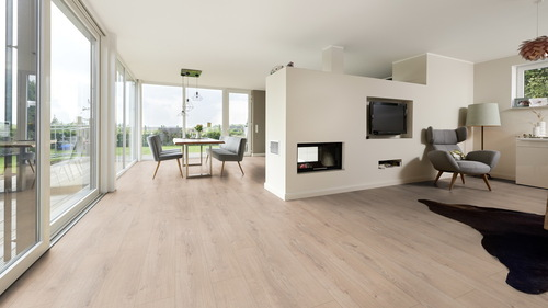 Parchet laminat Oak light beige F05