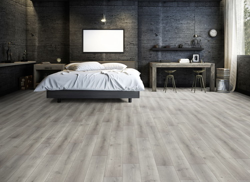 Parchet laminat Oak flannel grey F08