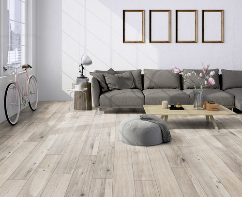 Parchet laminat Oak horizon grey F09