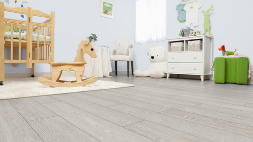 Parchet laminat Oak white grey H06