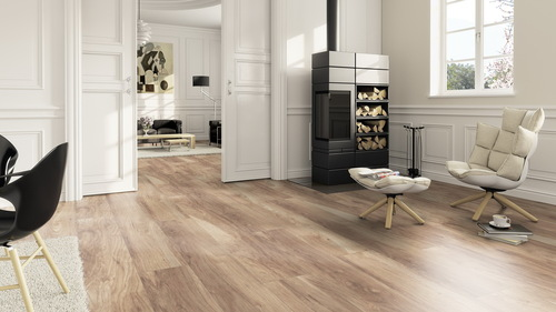 Parchet laminat Oak wheat beige H08