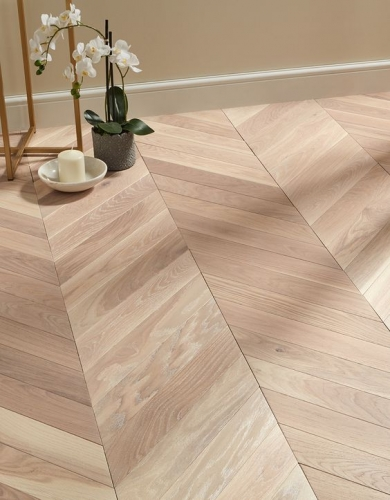 Parchet stratificat stejar Chevron Air - 120x15 mm - Prime